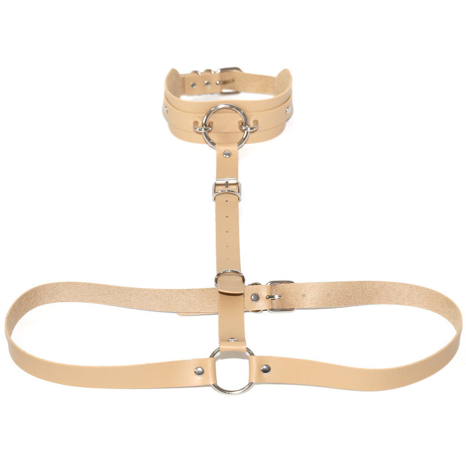 15 Different Colors Collar Harness - Cum Splash