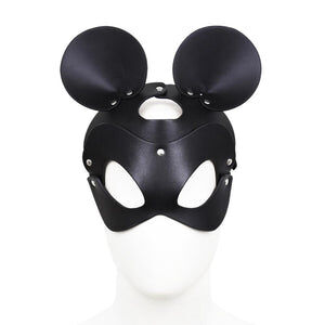 Rabbit/Mouse/Fox Fetish Mask - Cum Splash