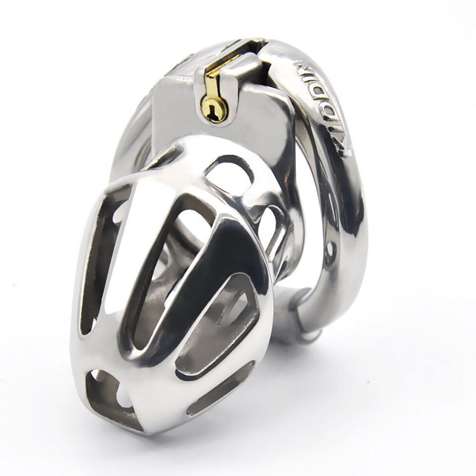 Premium Breathable Design Metal Chastity Cage
