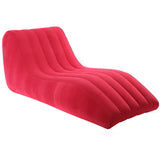 Inflatable  Lounge Love Chair - Cum Splash