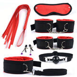 Bondage & Domination - 25 Piece BDSM Bondage Set Full Collection - Cum Splash