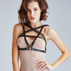 All Styles Sexy Harness Top